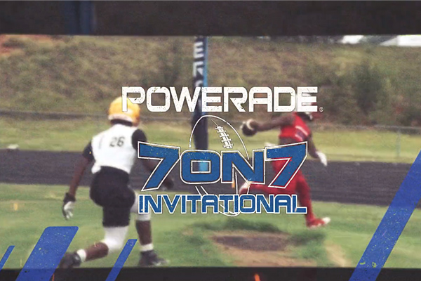 2016 Powerade 7on7 promo